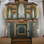 Orgel in Albshausen