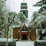 Albshäuser Kirche im Winter