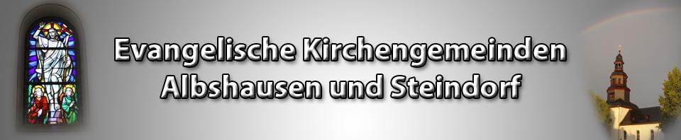 Ev. Kirchengemeinden Albshausen & Steindorf